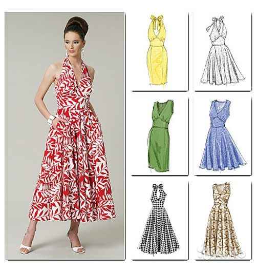 38be38c0ca5 Выкройка платья для полных моделируется по ...