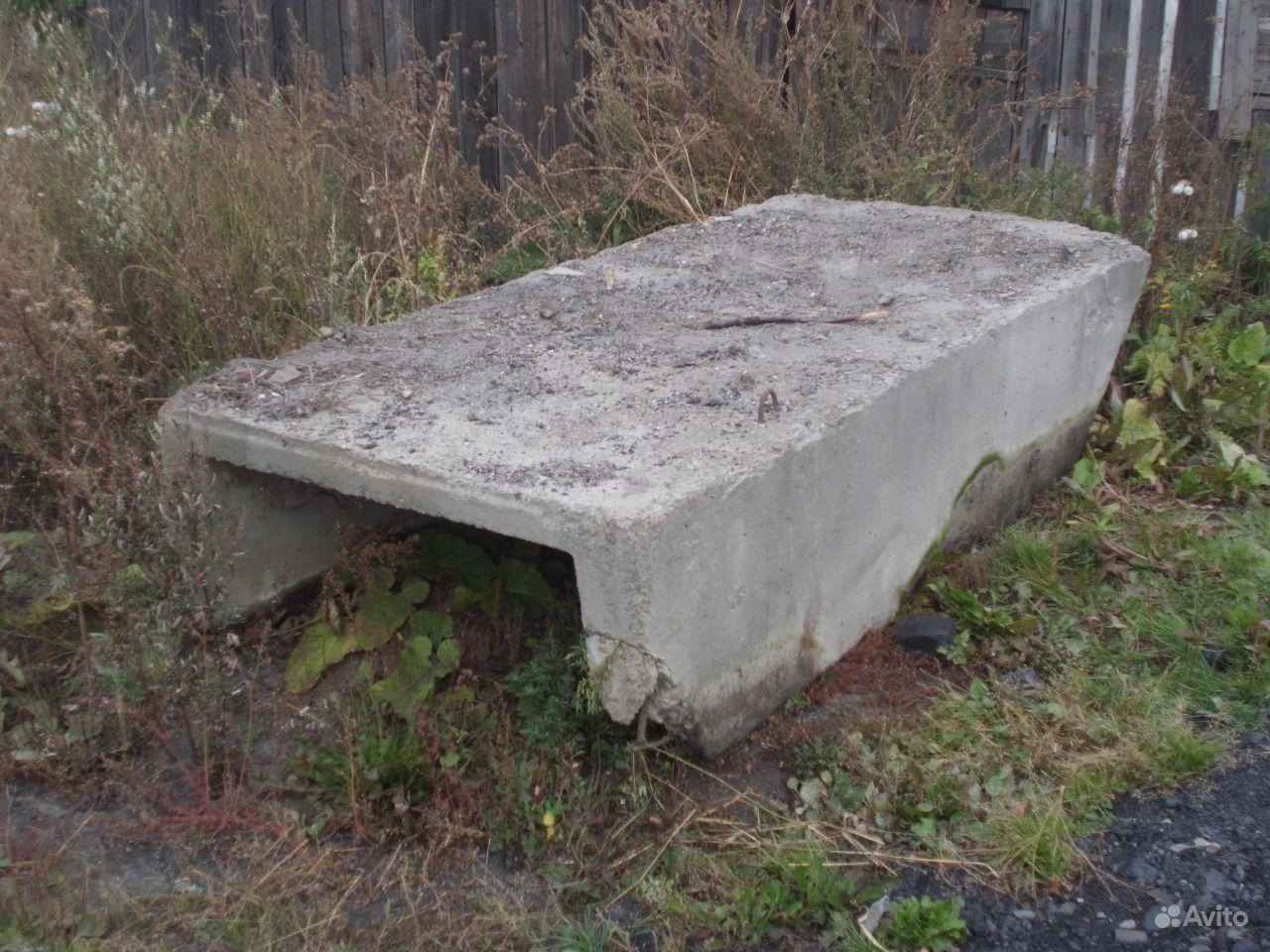 П-образный бетонный профиль. Кемеровская область, Анжеро-Судженск