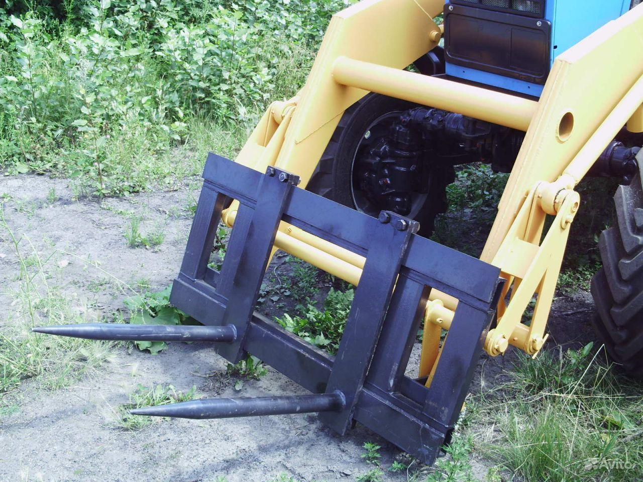 Купить КУН для тракторов в Екатеринбурге, Тюмени, Уфе