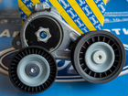 Замена натяжного ролика на форд фокус 2 36