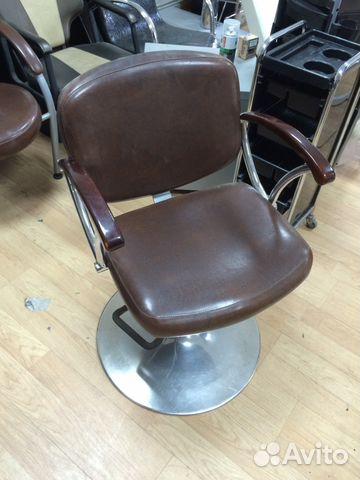 Кресло парикмахерское б у