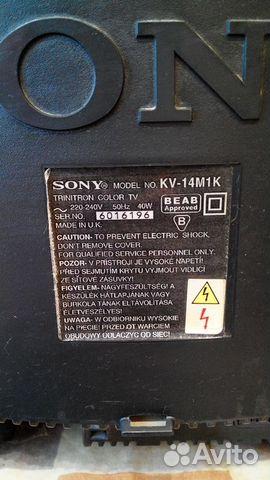 Телевизор Сони, модель