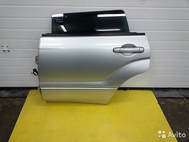 89625003353 Дверь задняя левая Subaru Forester, SG5