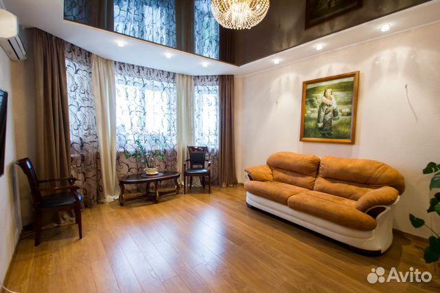 Снять трехкомнатную квартиру: хабаровск, ул шеронова, д 67, 2 400 руб