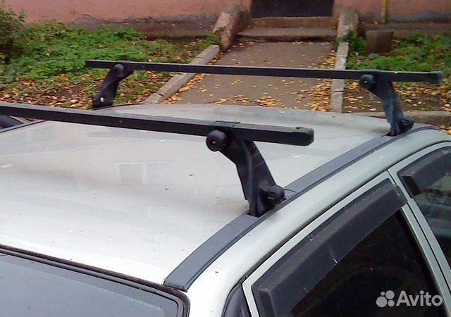 Багажник на крышу нексии