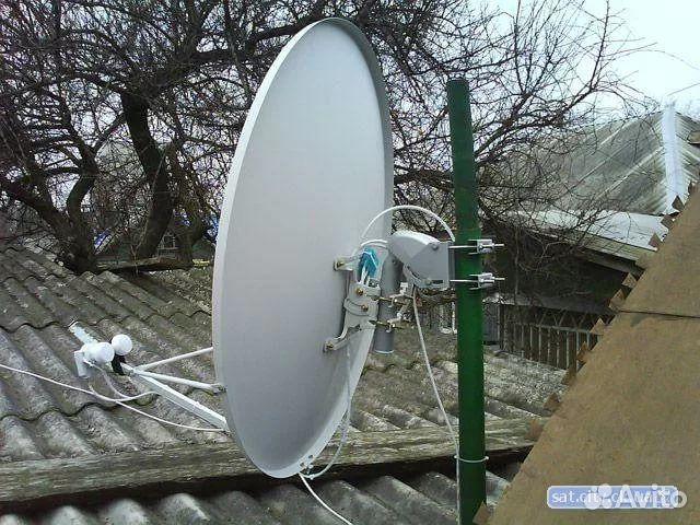 Мотоподвес спутниковой антенны своими руками 39