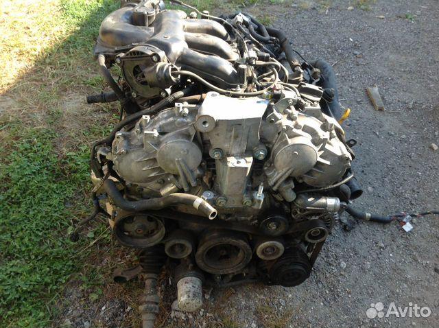 Двигатель ниссан теана j32