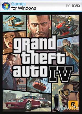 GTA San Andreas GTA SA - No CD - Игра идёт без диска!