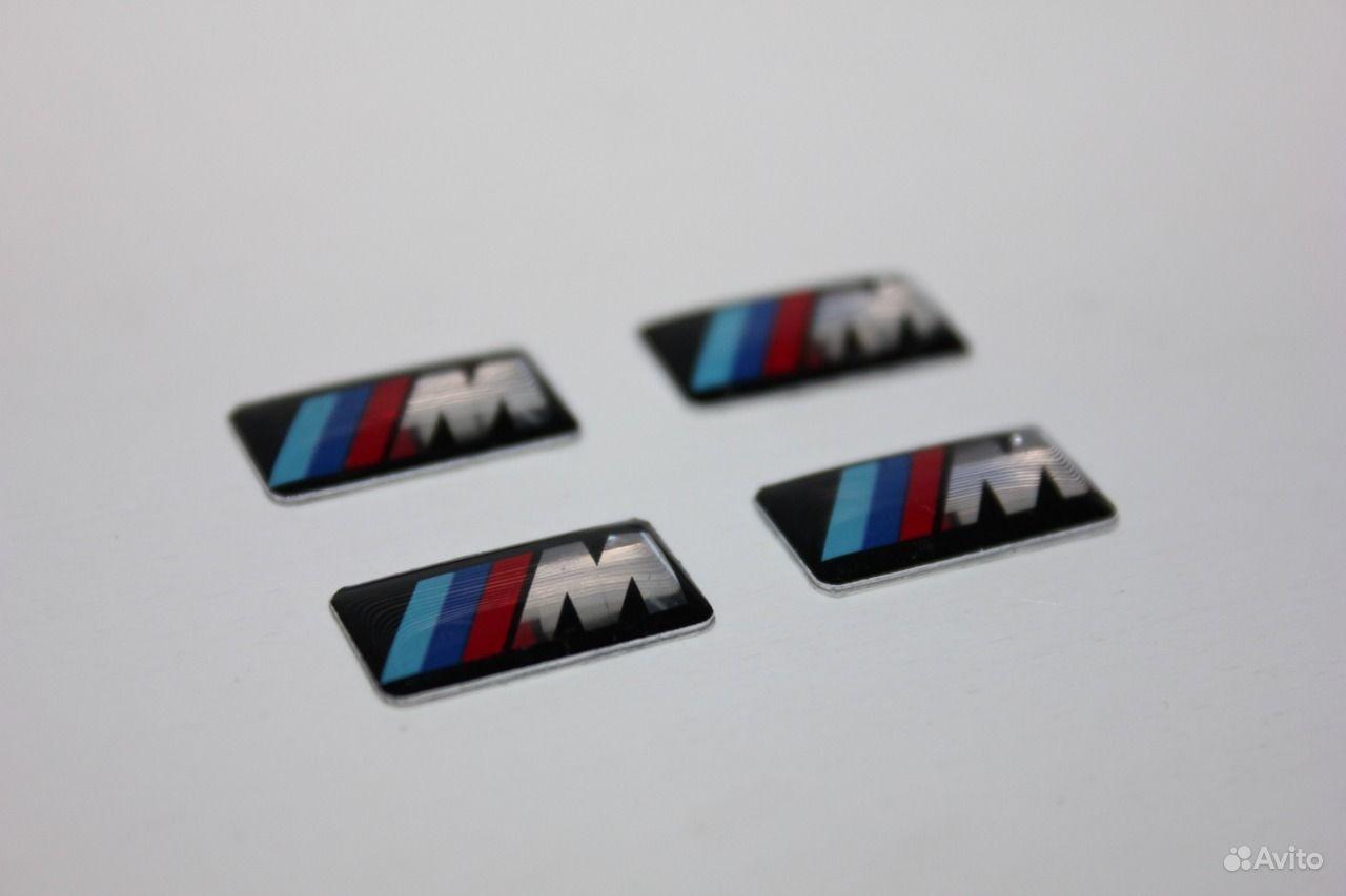 Эмблема наклейка M power на диски bmw 4 шт купить в Санкт ...