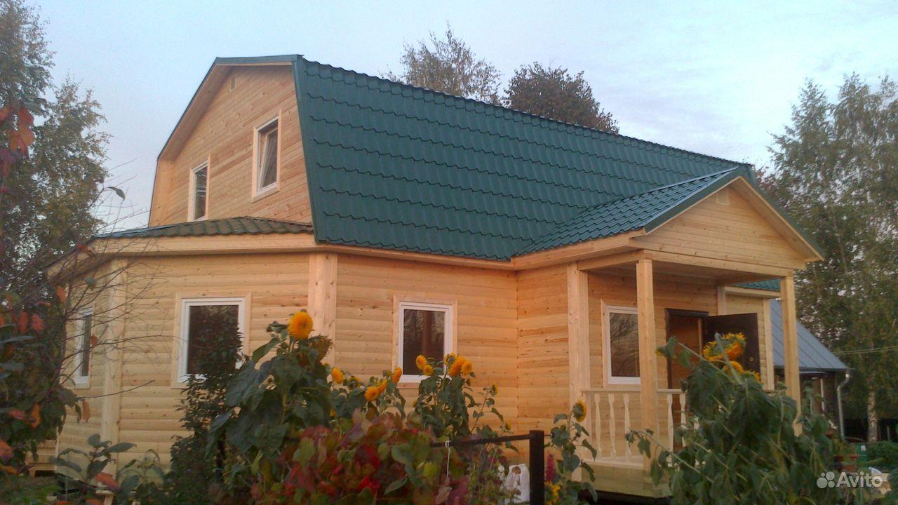 Строительство домов и бань купить на Вуёк.ру - фотография № 2