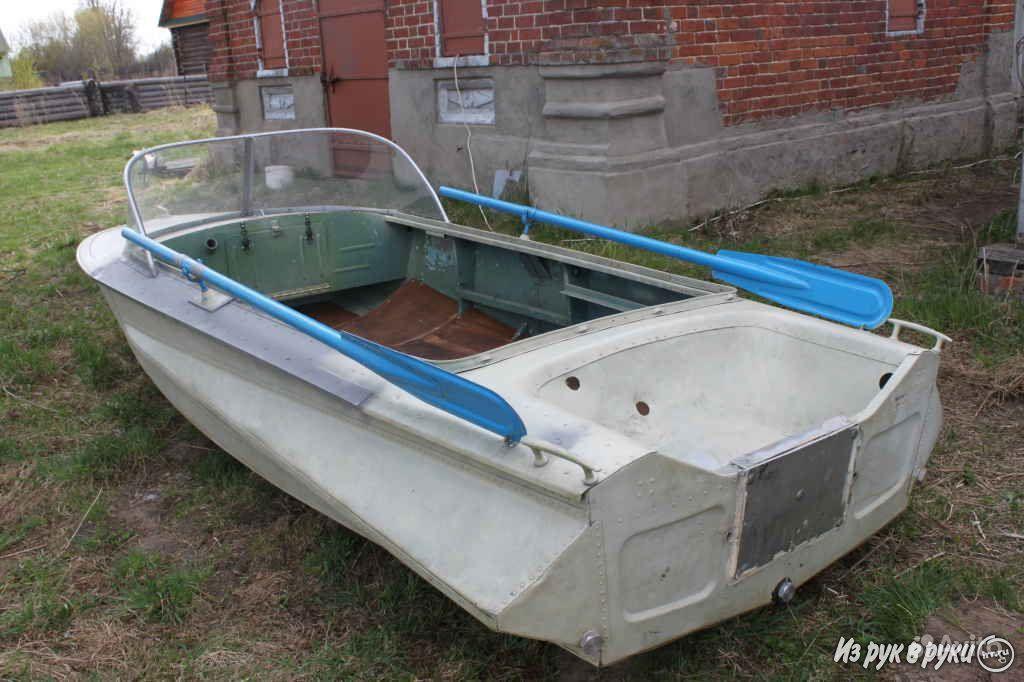 куплю моторную лодку обь в красноярске
