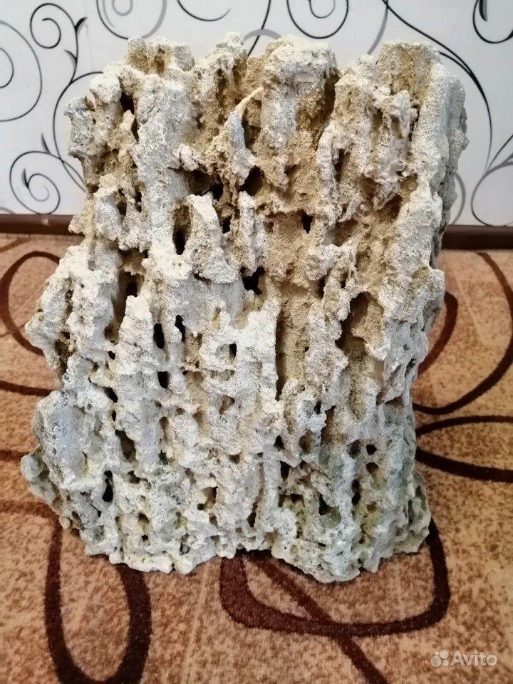 Камень в аквариум купить на Зозу.ру - фотография № 1