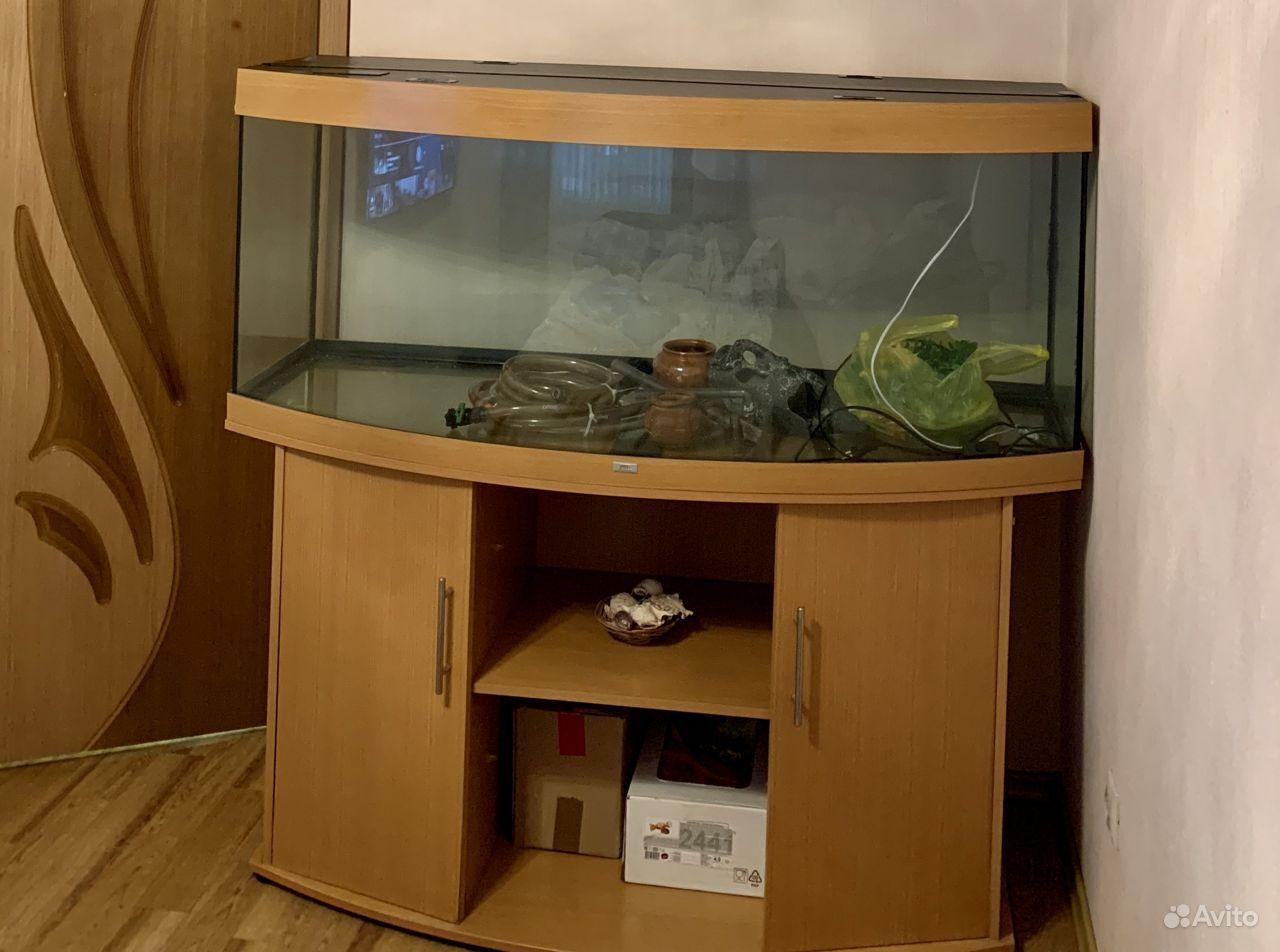 Аквариум Juwel-Aquarium 450л. с тумбой, фильтром купить на Зозу.ру - фотография № 1