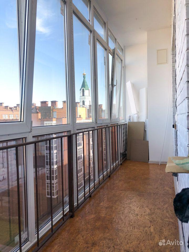 1-к квартира, 41 м², 6/6 эт.