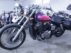 Honda shadow 400 slasher 2000