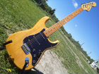 Fender japan classic ST-72 stratocaster MN natural