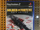 Soldier of Fortune: Gold Edition для Sony PS2