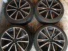 Колеса от Mercedes CLA