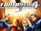Fantastic Four Rise of the Silver Surfer(Xbox 360)