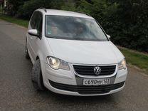 Volkswagen Touran, 2010 г., Краснодар
