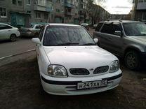 Nissan March, 1998 г., Омск