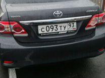 Toyota Corolla, 2010 г., Краснодар