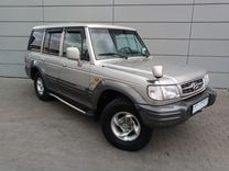 Hyundai Galloper, 2002 г., Челябинск