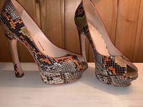 туфли из кожи питона - Сапоги, туфли, угги - купить женскую обувь в ... 4d2484271f0