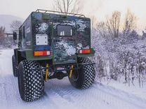 """Вездеход снегоболотоход Север 3310 """"Егерь"""""""