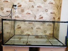Аквариум 200 литров и грунт