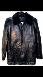f766a8e570e Куртка мвд кожаная френч