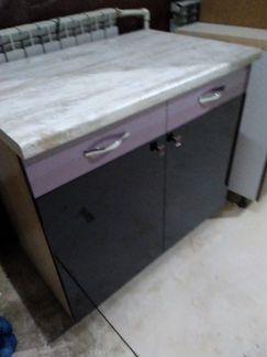 Стол кухонный рабочий объявление продам
