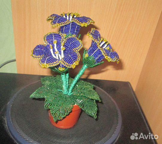 Купить цветы из бисера екатеринбург быстрый сервис заказа красивых цветов по москве