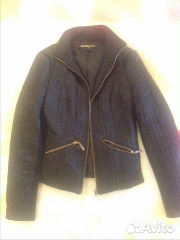 98e03fa0d3e684 Guess jeans. Куртка пуховая купить в Санкт-Петербурге на Avito ...