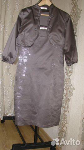Вечерние платья в новосибирске авито