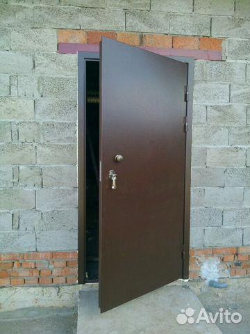 металлоконструкции металлические стальные двери