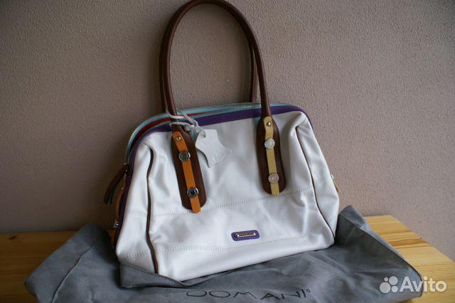 Domani сумки новая коллекция