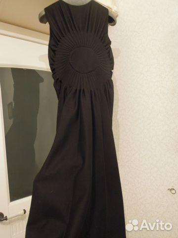 5c70a917dea Маленькое черное платье Jil Sander эксклюзив 34 купить в Москве на ...