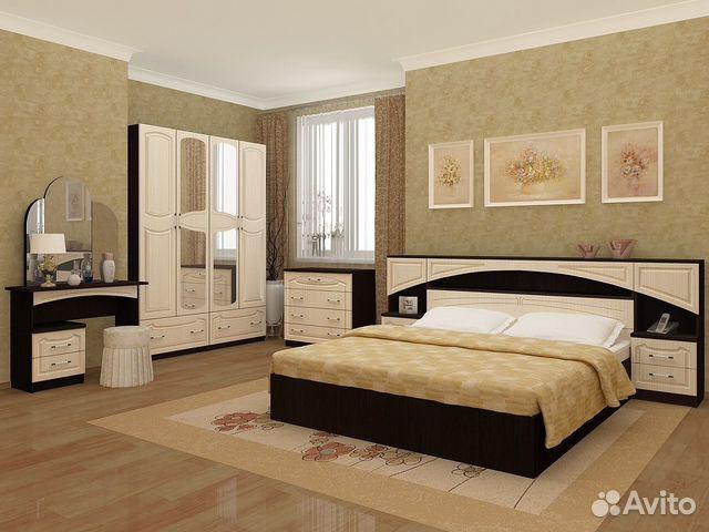 спальня камелия мдф новая от производителя купить в санкт