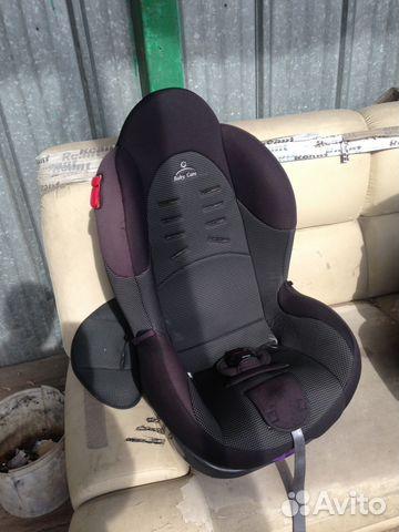 Кресло автомобильное детское б/у  москва