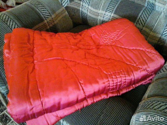 Пуховое одеяло тяжелое
