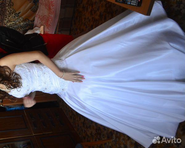 Авито старый оскол свадебное платье