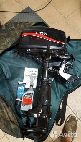 лодочный мотор hdx замена винта