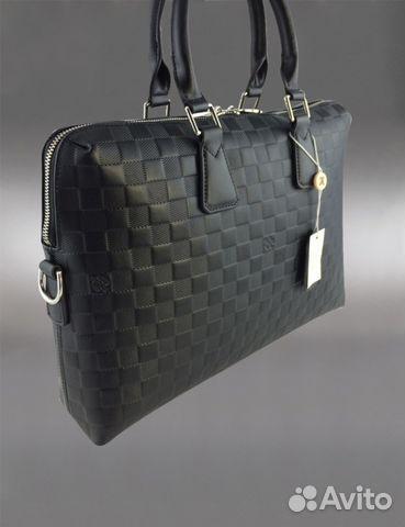 Мужская сумка портфель Louis Vuitton арт.41198 купить в Москве на ... d8cc5e1f772