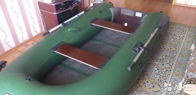 продам лодку в старом осколе