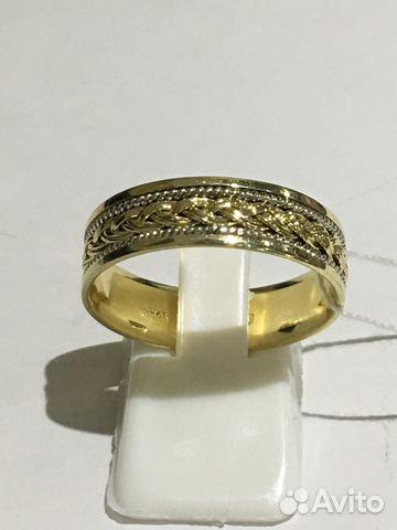 5a4f541b6de2 Продаю кольцо обручальное 585 пробы купить в Самарской области на ...