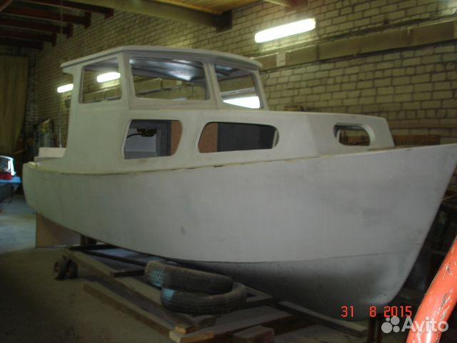 защита лодки из стеклопластика