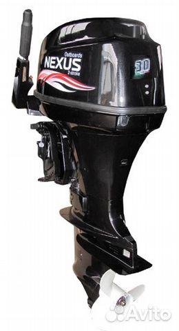 лодочный мотор 25bws