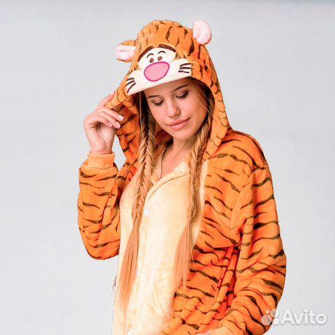 Пижама кигуруми тигра (и другие)  8ce073134253d