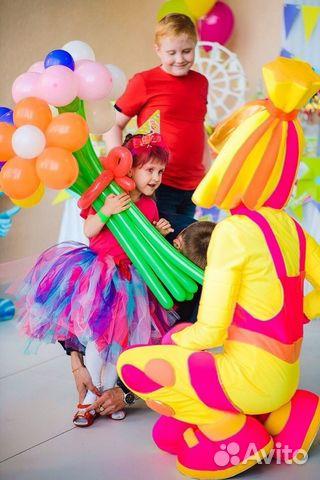 Заказать анаматоров ребенку Нахимовский проспект веселые аниматоры Цветочная улица (город Троицк)